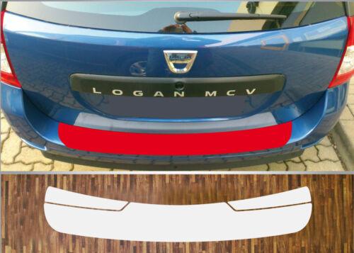 a partir de 2013 Protector de parachoques charol lámina de protección transparente Dacia Logan 2 MCV