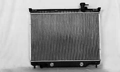 For 2002-2009 Chevrolet Trailblazer RADIATOR ASSEMBLY N//A 4.2L L6 256 CID