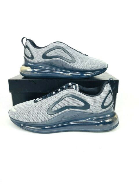 Nike AIR MAX 720 Men's Running Shoes Sneakers Wolf GreyAnthracite AO2924 012