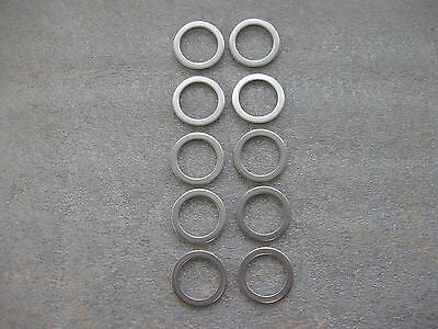 20pcs 94109-20000 Rear Differential Fill Plug Washers for Honda(20mm