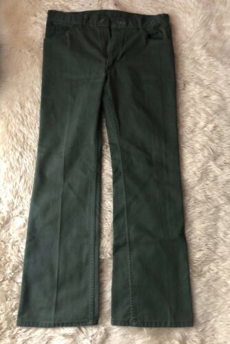 Mens Dickie Work Pants  Size 34 x 33