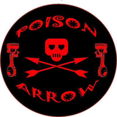 POISON ARROW RETRO