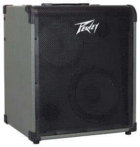 PEAVEY-MAX-300-300W-2x10-Bass-Combo-Amp-Gray-and-Black-Ships-FREE-to-ALL-US-Zips