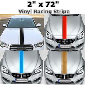 2-039-039-x72-039-039-183x5cm-Sticker-Autocollant-Bande-Vinyle-Capot-Carrosserie-Sport-Auto
