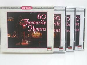 Various-60-Favourite-Hymns-CD-1995