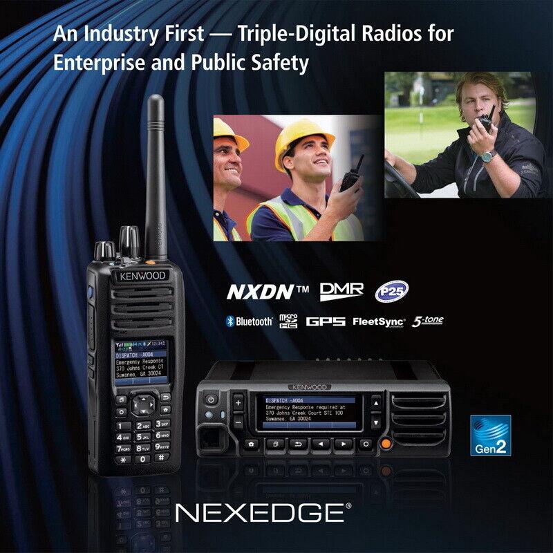 Kenwood NX5000 / NX-5000 Radio License KWD-5500EE (DMR ARC4/Ehnanced Privacy)