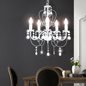 Kronleuchter Esszimmer Decken Lampe Luster Hangelampe Wohnzimmer