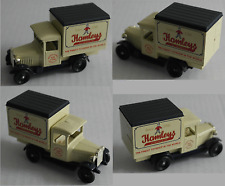 "Lledo - 1934 Chevy Box Van ""Hamleys"""