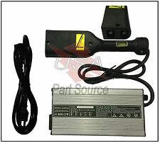 "36V EZ-GO Powerwise 36 Volt TXT Medalist Golf Cart Battery Charger ""D"" Style"