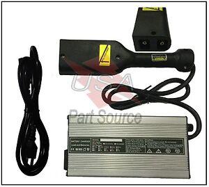 36 volt battery charger golf cart 36v charger for ez go. Black Bedroom Furniture Sets. Home Design Ideas
