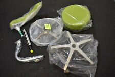 New Unused Dci Series 5 Assistant Stool Light Green Dental Quality Unit