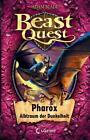 Beast Quest 33 - Pharox, Albtraum der Dunkelheit von Adam Blade (2014, Gebundene Ausgabe)