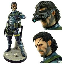 Metal Gear Solid V Ground Zeroes: Snake 1/6 PVC figure Gecco