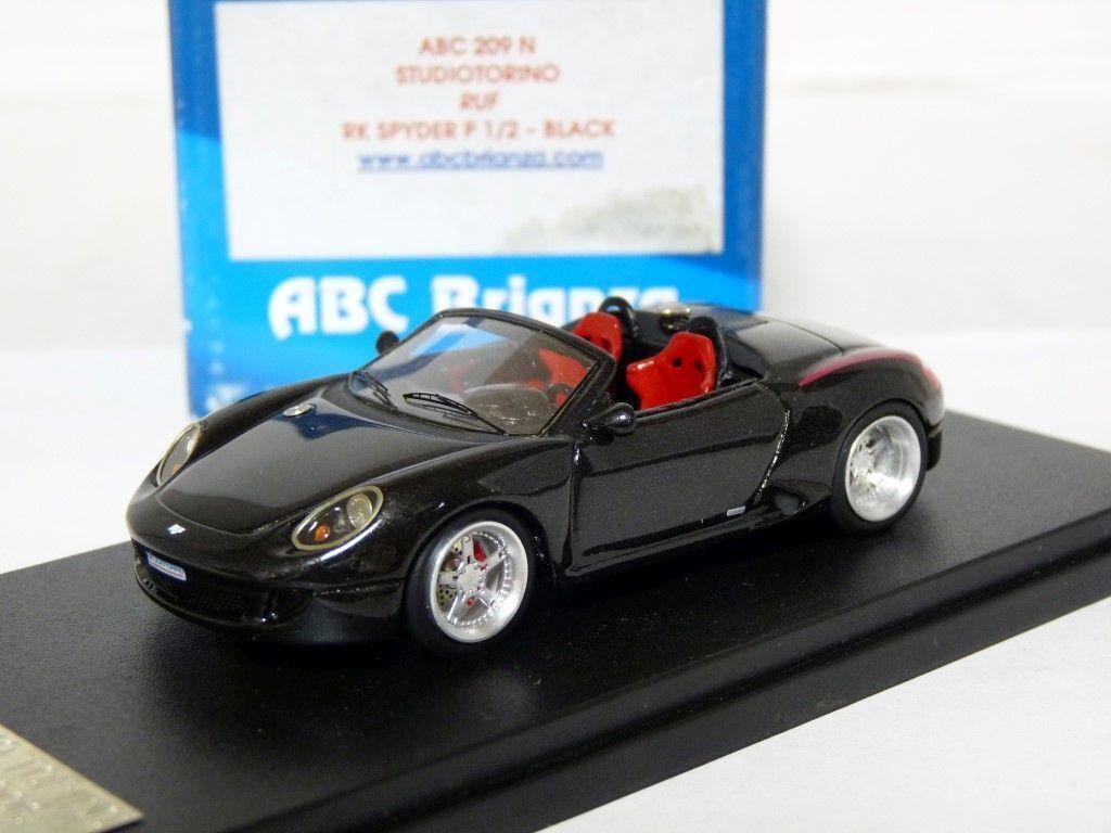 ABC Brianza ABC209N 1  43 RUF RK Studiotorino Porsche Handmade hkonsts modelllllerler bil