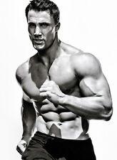 """052 Greg Plitt - American Fitness Model Actor 24""""x33"""" Poster"""