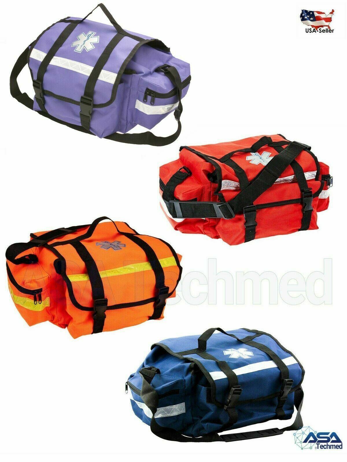 First Aid Responder EMS Emergency Medical Trauma Bag