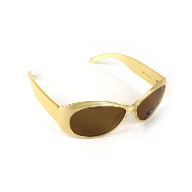 4642a36ec5 Ladies Sunglasses Polaroid Polarized Lens UV400 CAT 2 Designer 8908C  Scratched