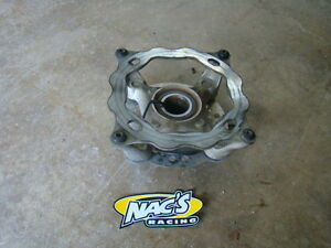 CAN-AM-DS450-FRONT-RIGHT-HUB-AND-ROTOR
