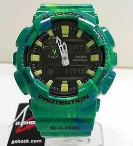 8f9cc371e20 New Casio G-Shock G-Lide Tide Graph Moon Data World Time Watch GAX ...