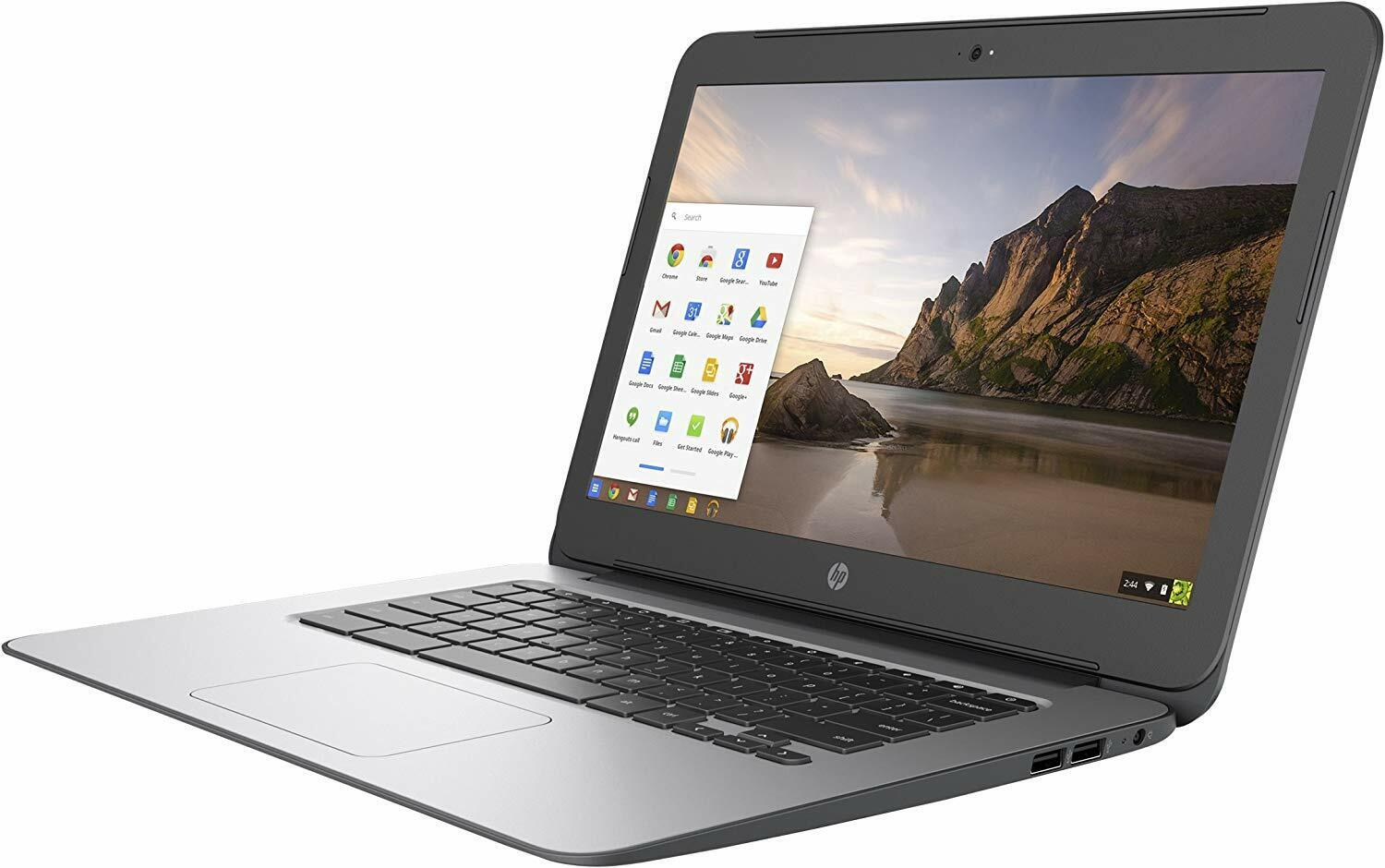 "HP Chromebook 14 G3, 16GB SSD, 4GB RAM, WiFi, Webcam, 14"", NVIDIA Tegra 2.10GHz"