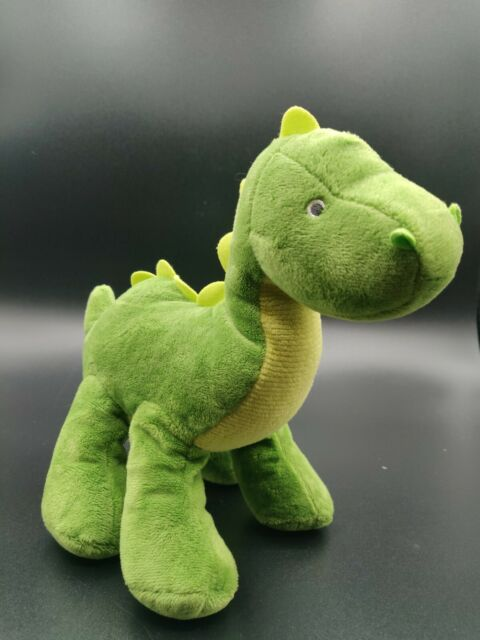 Brand New CARTERS Dinosaur Plush Baby Toy Stuffed Lovey