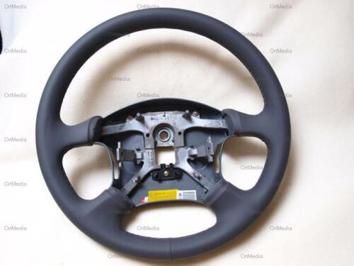 Lenkrad für Renault Mascott Trafic u.a Transporter neu beziehen Lederlenkrad