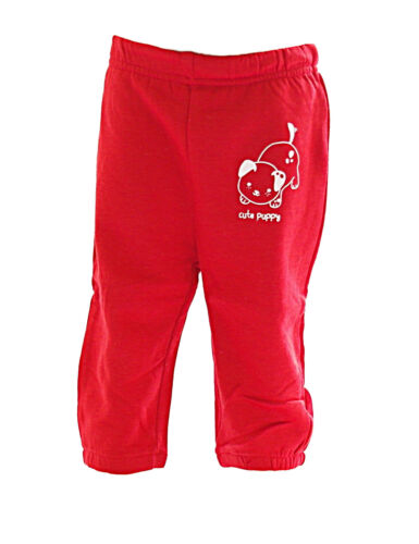 rot-cute-puppy Kinder Sweathose Hose lang mit Motiv Leggings Leggins BFL