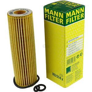 Original-MANN-FILTER-Olfilter-Oelfilter-HU-514-x-Oil-Filter
