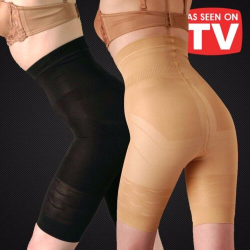 Women Ladies BODY SHAPER Slim Tummy Control High Waist Shapewear Pant Underwear