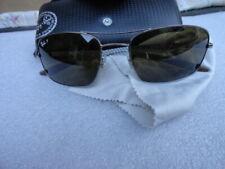 519326494a Ray Ban RB 8309 002 9a Carbon Fiber Black Green Polarized Sunglasses ...