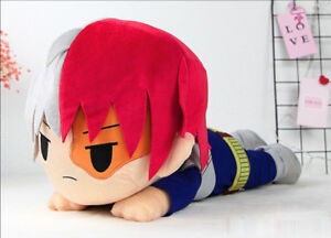 My-Hero-Academia-Boku-no-hero-Todoroki-Shouto-Plush-Doll-Anime-Toy-Gifts-US-Ship