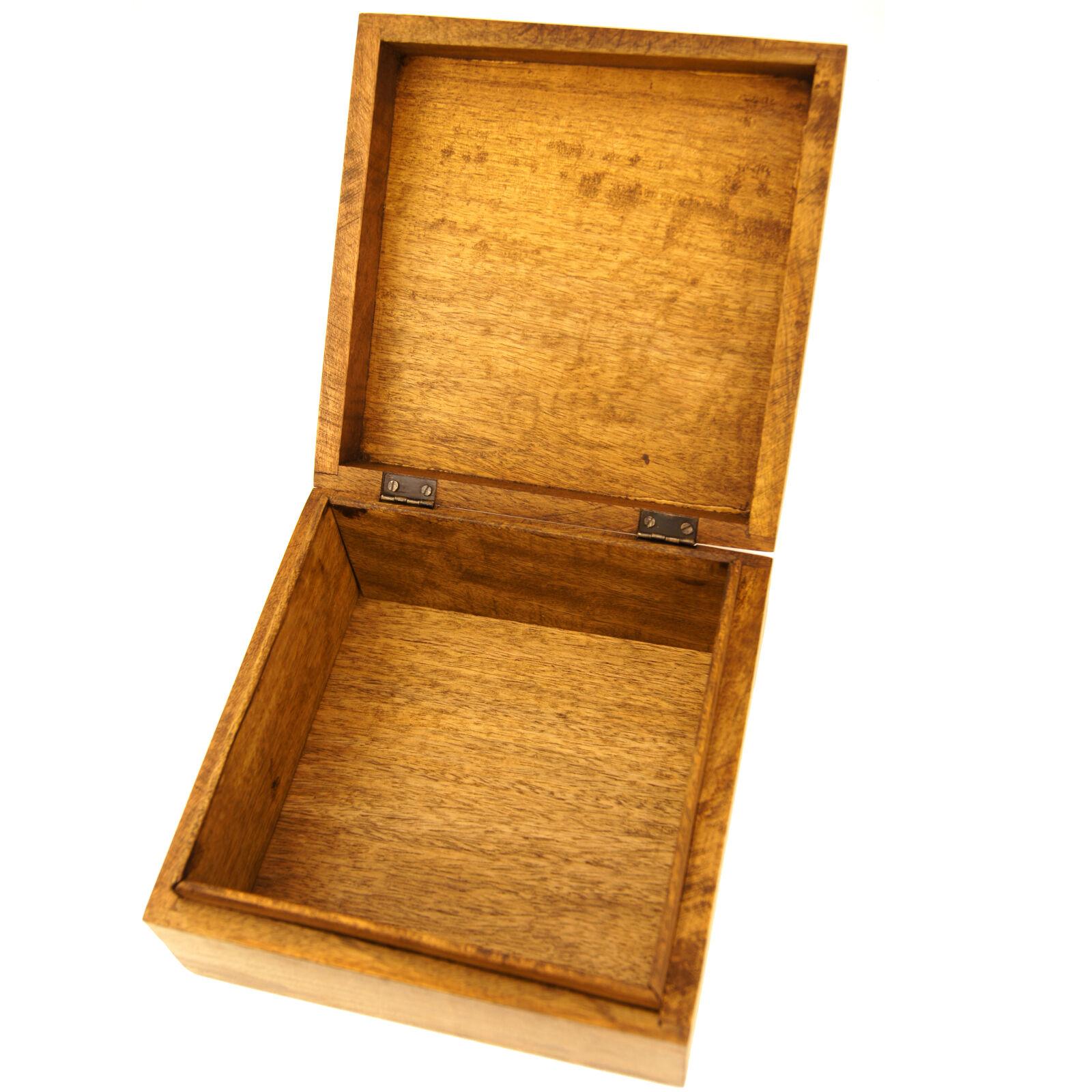 Photo en Bois Grand Funéraire Crémation cendres Urne HuFemme cendres Crémation bois Femmeguier Crémation Box c31125