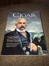Cigar Aficionado Magazine April 2000 J.P. Morgan George Plimpton William F Buckl
