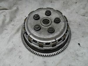 Kawasaki-GPX750-Complete-Clutch-Assembly-ZX750F