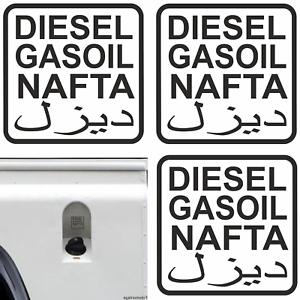 Details Zu 3x 7cm Aufkleber Diesel Off Road Autoaufkleber Sticker Rallye 4x4 Gasoil Tank F