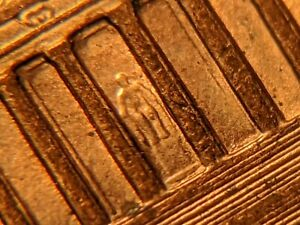 1997-D DDR-003 Lincoln Memorial Cent Extremely RARE