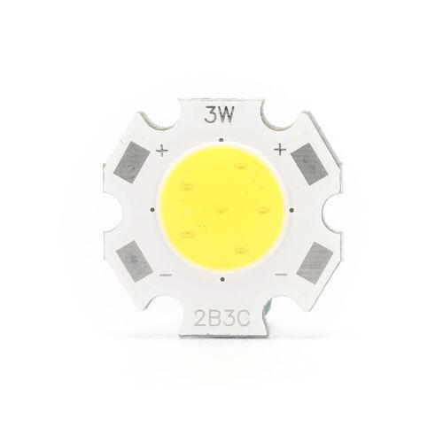 5pcs 3W COB LED Chips LED Strip Bar Light Bulb Lamp Flood Light DC9-10(V) 4H