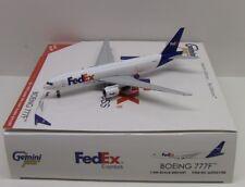 REG#N886FD Gemini Jets FedEx Express Boeing 777F GJFDX1768 1//400 New