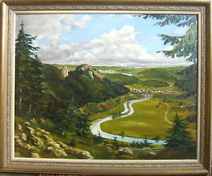 1949-Impressionist-view-over-a-Valley-city-view-but-where-Saxons-s1r1