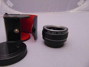 vintage-HOYA-auto-tele-Converter-2X-black-color-in-case-made-in-Japan