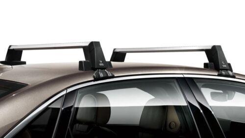Original Audi A5 8W Sportback Grundträger für Fahrzeuge ohne Dachrehling A5 8W