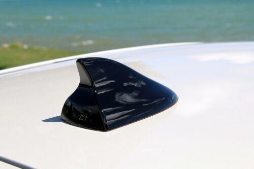FITS Functional AM//FM BLACK Shark Fin Antenna 2006-2009 Volkswagen Rabbit