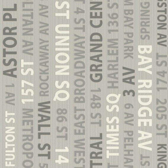 Rasch Kollektion Sightseeing Vlies Tapete 432824