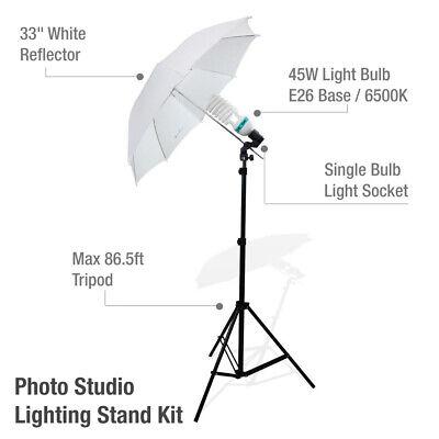 Continuous Lighting One Umbrella Light