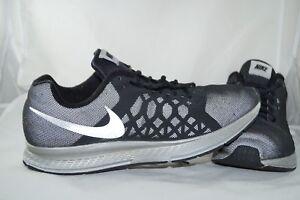 Nike-Air-Zoom-Pegasus-31-Flash-H20-Repel-GR-47-Running-Schwarz-Sportschuhe