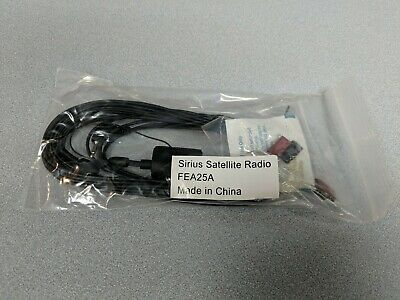 New OEM Sirius FEA25A XM Satellite Radio FM Antenna Extender Cable Only