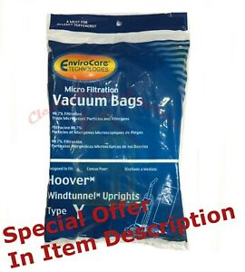 HOOVER-WIND-TUNNEL-TYPE-Y-WINDTUNNEL-VACUUM-BAGS-3-PACK-Buy-2-get-one-Free