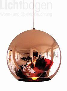 Copper-Round-Pendant-Light-Pendelleuchte-45-cm-MSS01REU-by-Tom-Dixon-Neu