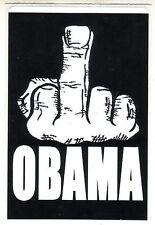 Anti Obama Sticker Islamic Radicals Islam ISIS Muslim Moslem