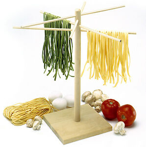 NORPRO-1048-Deluxe-16-5-034-Pasta-Drying-Rack-Stand-With-8-Drying-Arms